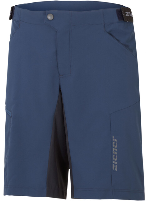 Ziener Cang X-Function Shorts Men dark navy